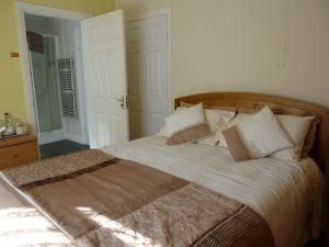 Skockholm room - king size double. Ground floor
