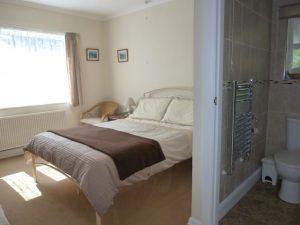 Skomer. Double ground floor room